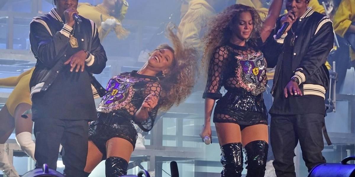 El tema que Beyoncé nunca volvió a interpretar con Jay-Z hasta Coachella