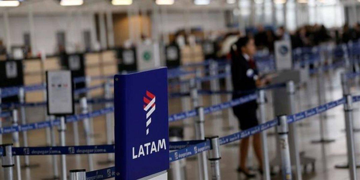Latam extiende medidas preventivas por huelga de tripulantes