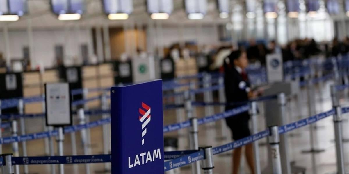 Latam cifra en 1.134 los vuelos afectados por huelga