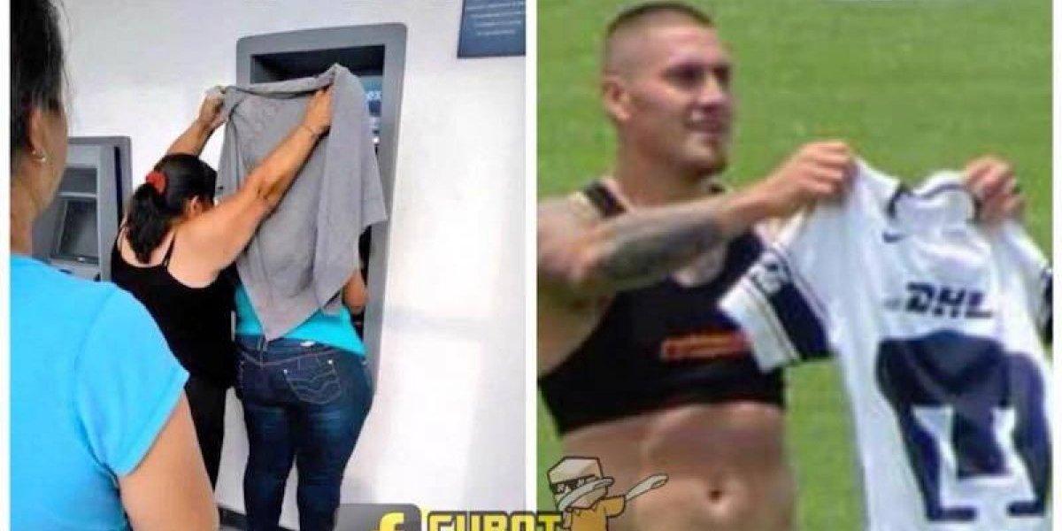 Los memes de la jornada 15 de la Liga MX