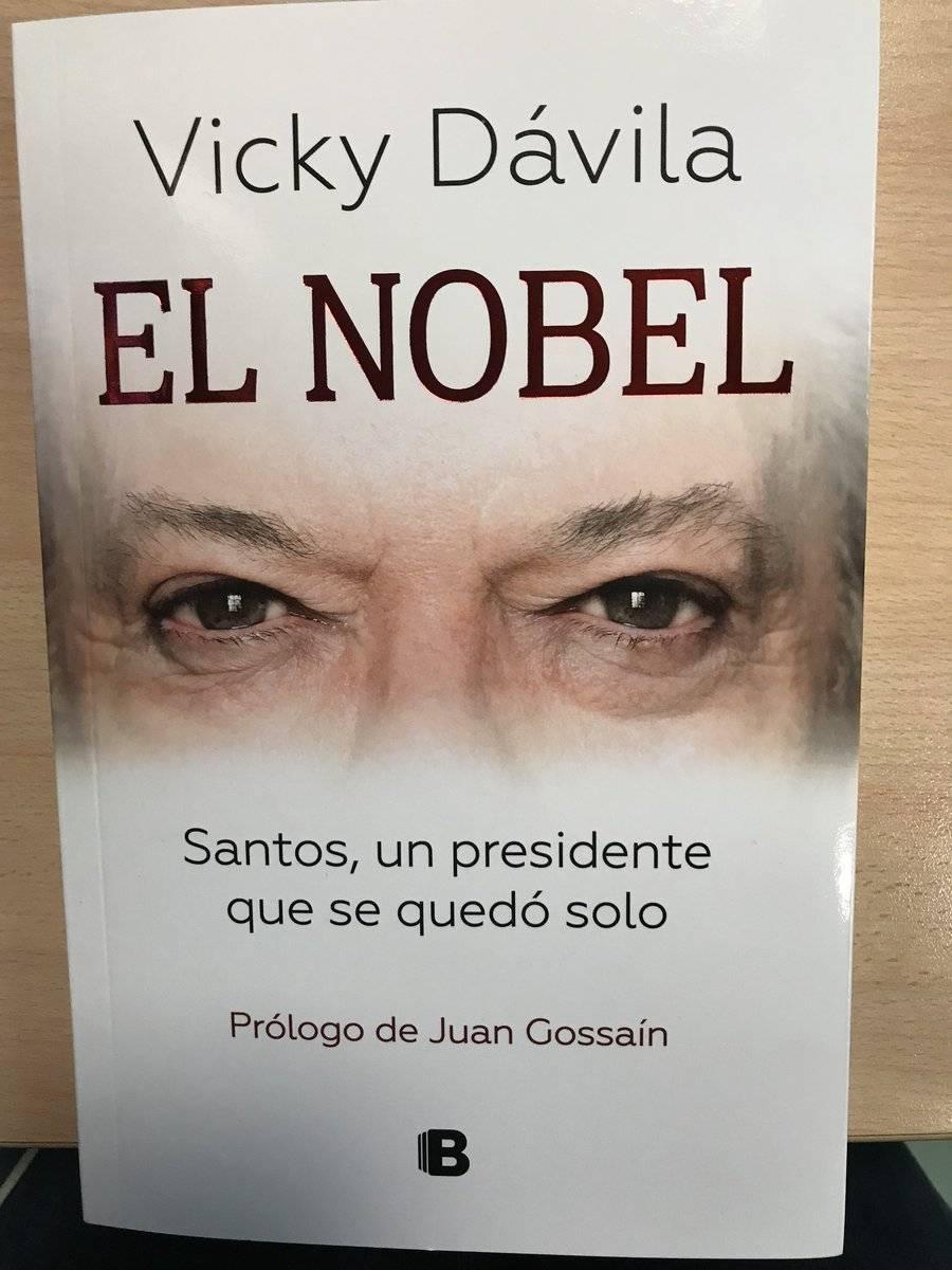 Vicky Dávila – El Nobel