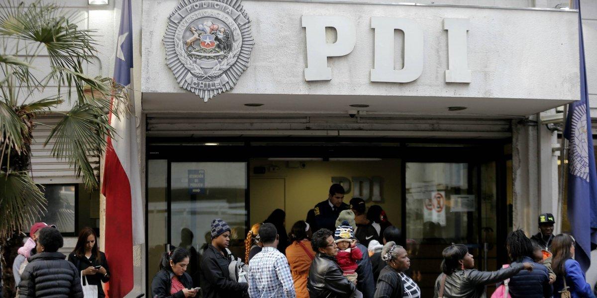 PDI negó el ingreso a 1.583 extranjeros en los primeros dos meses de 2018: venezolanos registran la mayor cantidad de rechazos