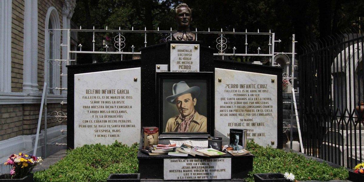 Se cumplen 61 años de la muerte de Pedro Infante