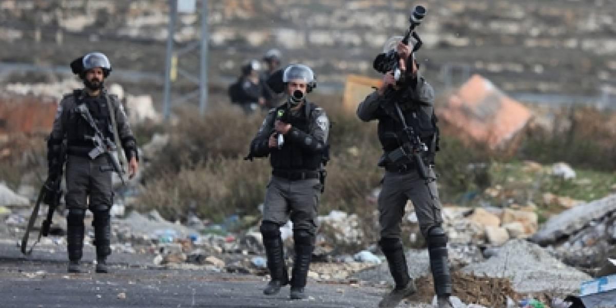 Fuerzas israelíes destruyen