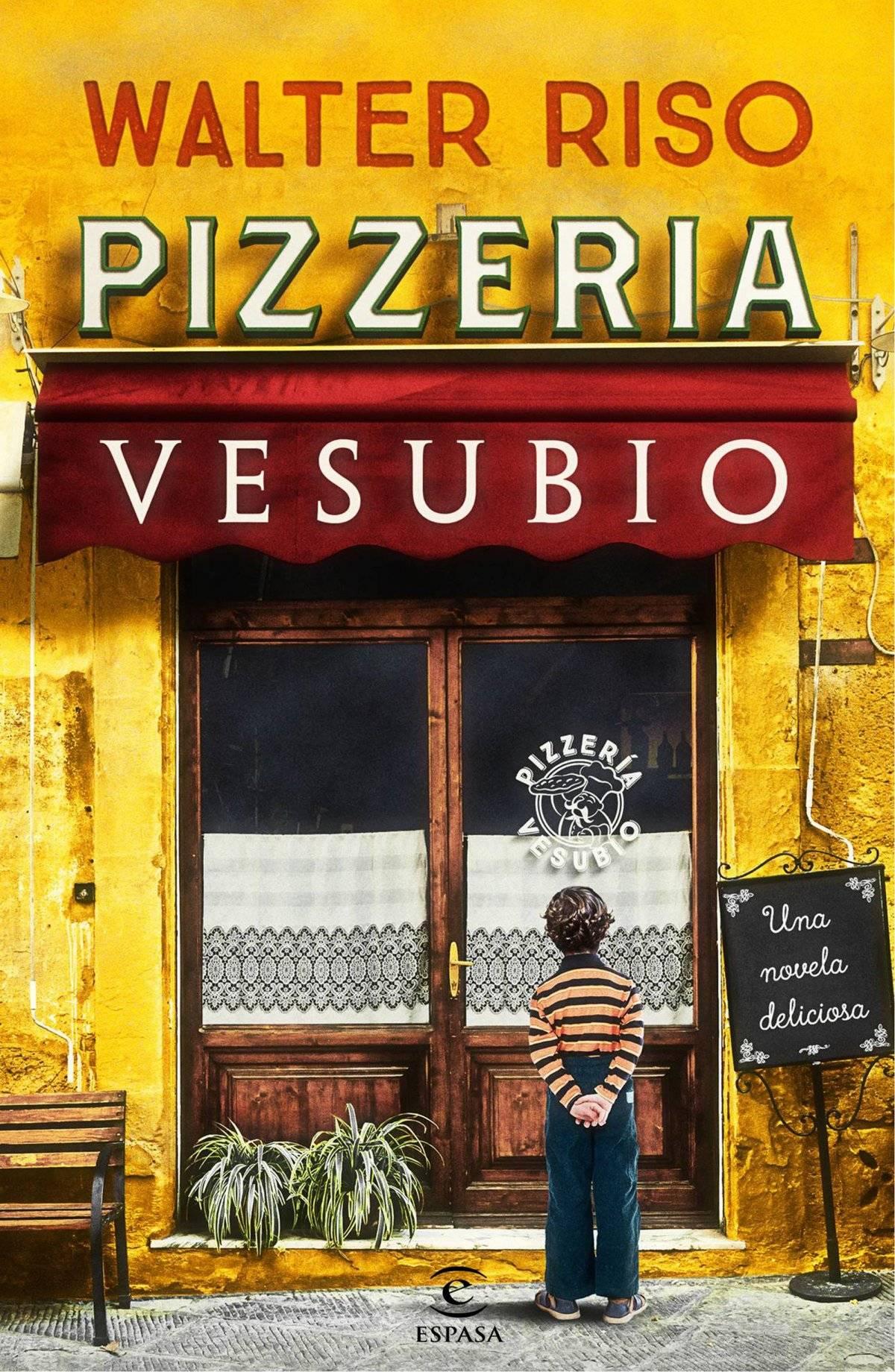 Walter Riso – Pizzería Vesubio