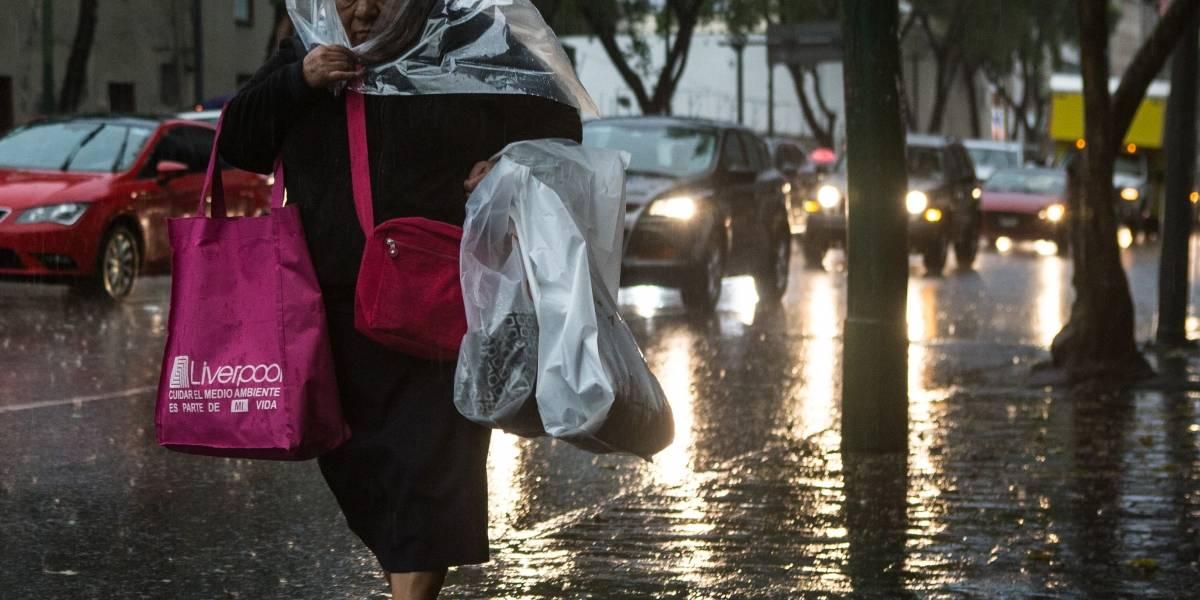 Este domingo se esperan lluvias en varias partes del país