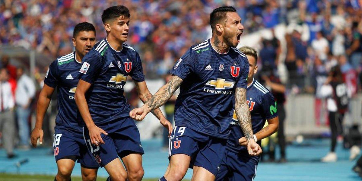 Los referentes de la U prefieren clasificar a octavos de la Libertadores y olvidar el Superclásico