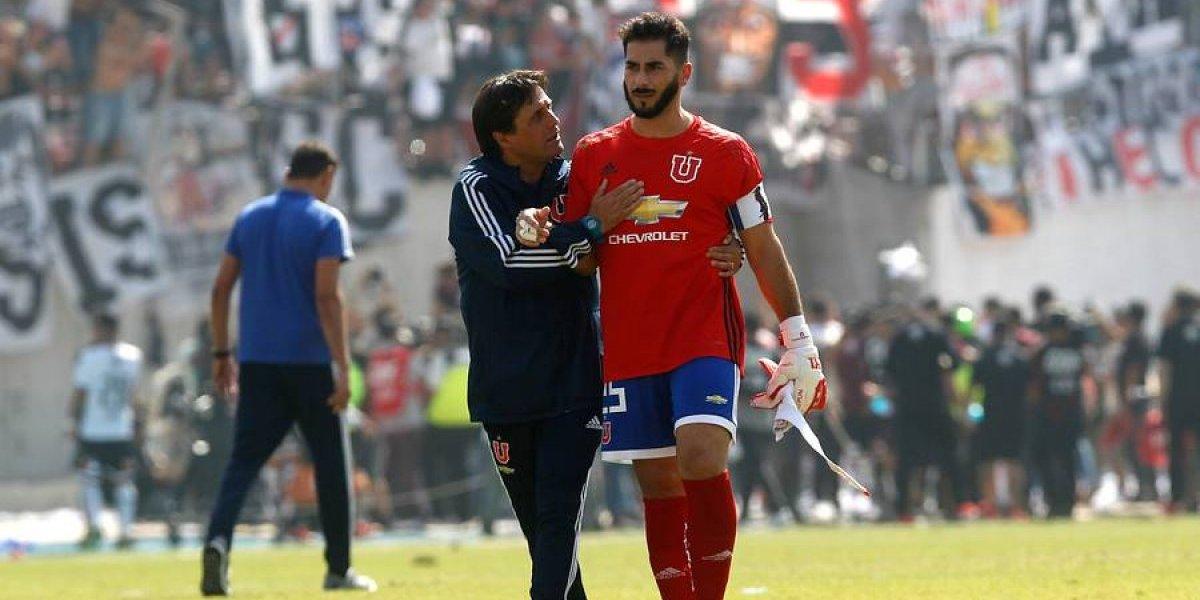 """Herrera se fue con todo contra Tobar: """"El árbitro fue clave, le faltaron huevos para echar a Valdivia"""""""