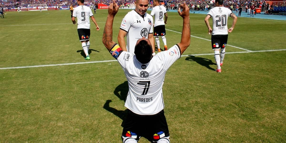 Uno a uno de Colo Colo: El superclásico Esteban Paredes guió otro capítulo triunfador ante la U