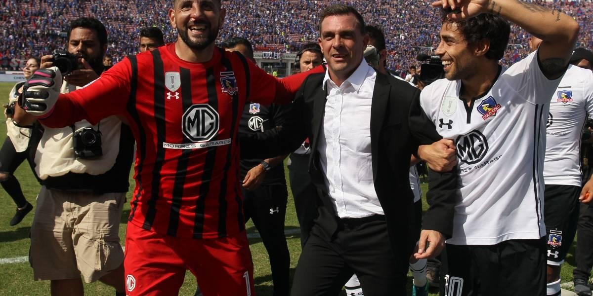 Trastienda de la victoria de Colo Colo: una jornada dedicada a Pablo Guede