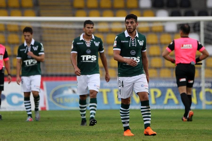 Wanderers naufragó en Coquimbo / imagen: Photosport