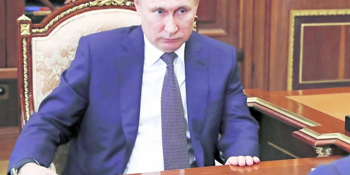Putin apela a la ONU y no habla de represalias