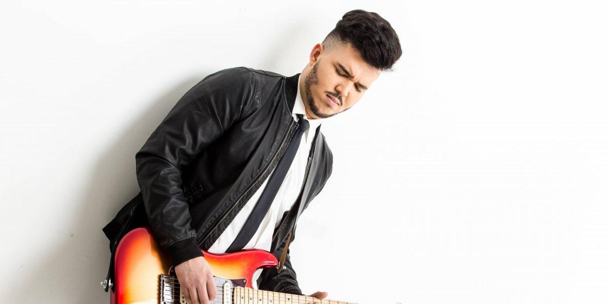 """León Yamil: """"La música está en mi genética"""""""