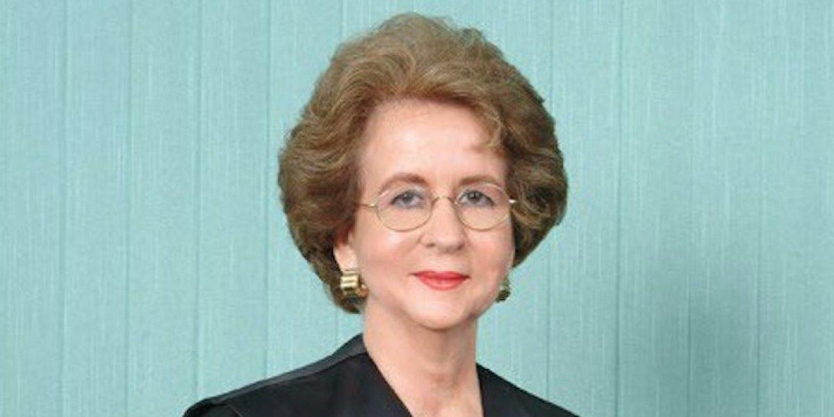 Muere Miriam Naveira Merly, primera mujer jueza presidenta del Supremo