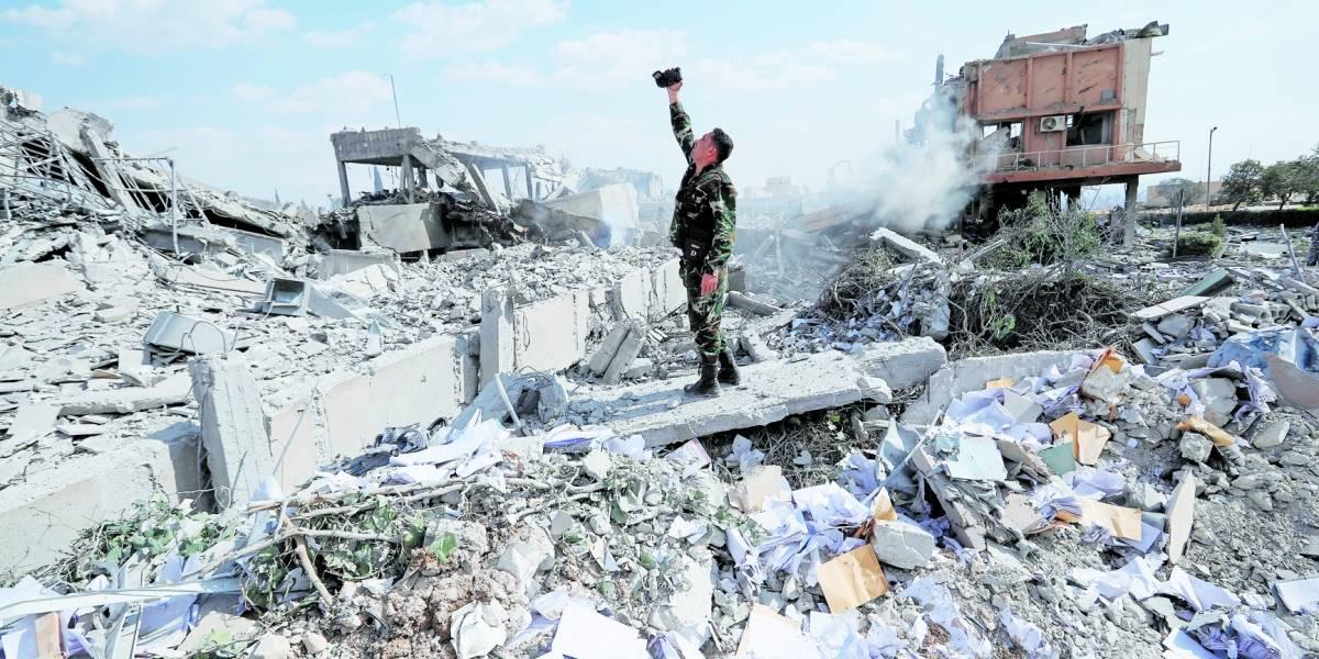 'Ataque limitado de EEUU a Siria muestra su temor a Resistencia'