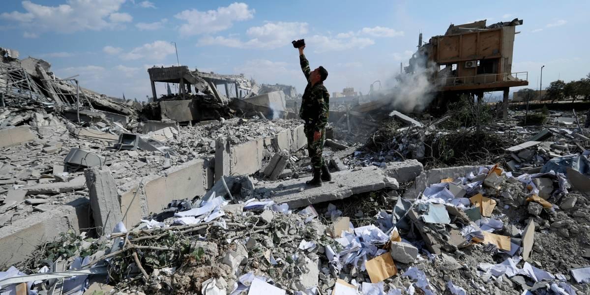 """Bashar Al-Assad aseguró que ataques de EEUU, Reino Unido y Francia contra Siria estuvieron basados en una campaña de """"mentiras y desinformación"""""""