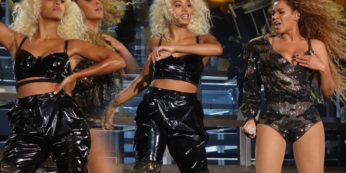 ¡Poder de hermanas! La épica rutina de baile de Beyoncé con Solange en Coachella