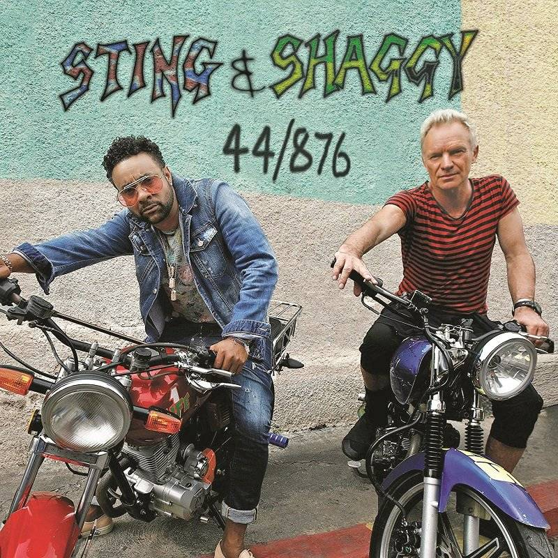 Sting: 44/876 con Shaggy