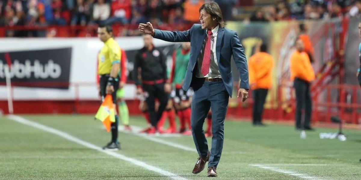 Matías Almeyda se enfoca en la final con Chivas