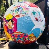 Ball parade