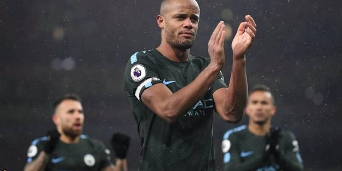 Cómo Manchester City ganó la Premier League 2017-2018 cinco partidos antes de que acabe la temporada