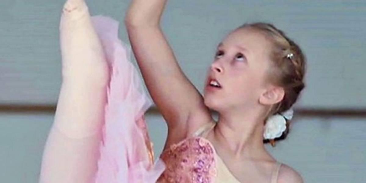 La inspiradora historia de una niña que perdió una pierna a los 2 años y cumplió su sueño de convertirse en bailarina