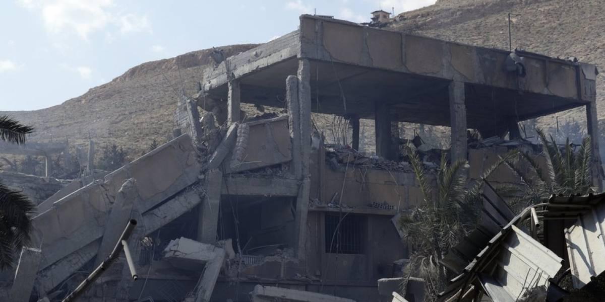 Os bombardeios dos EUA e aliados contra a Síria foram legais?