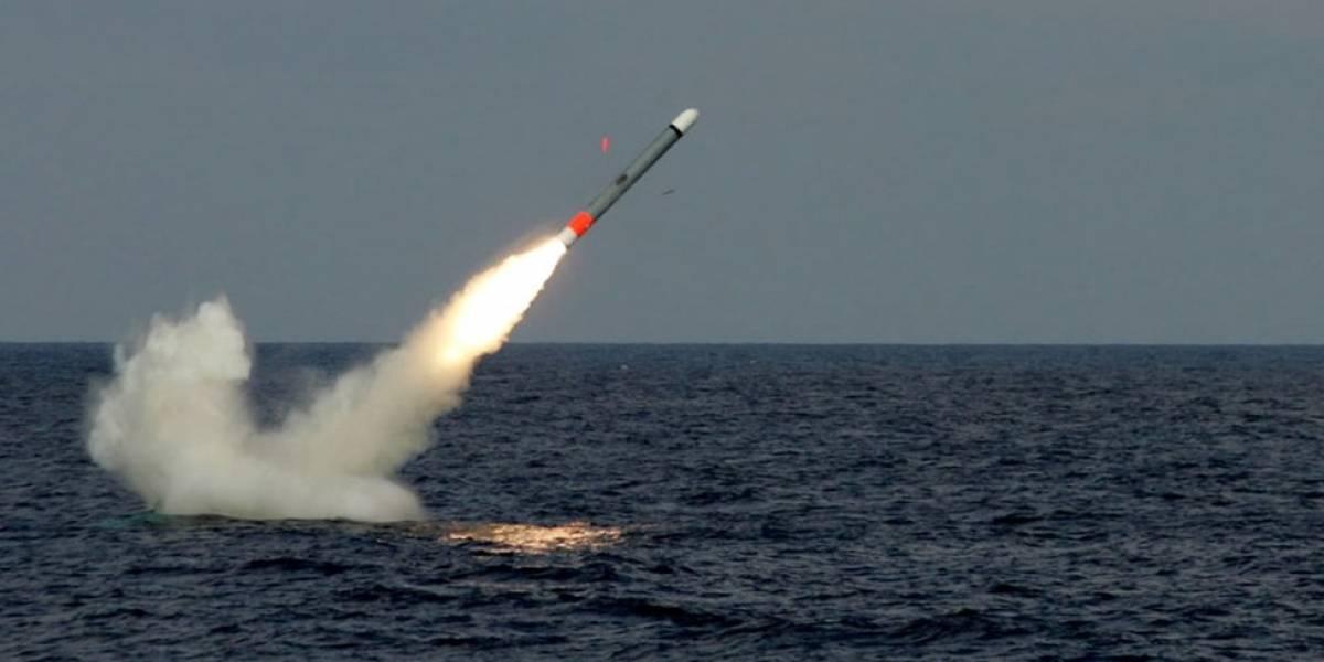 O que são os mísseis Tomahawk usados pelos EUA no ataque à Síria