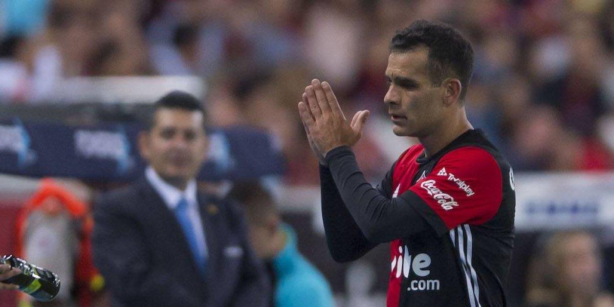 Atlas cuenta con Rafa Márquez hasta el final del Clausura 2018