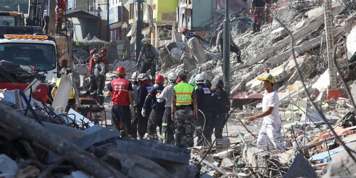 Más de 4.500 réplicas a dos años de terremoto de 7,8 en Manabí
