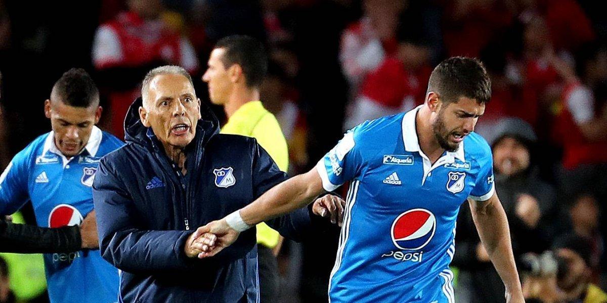 Miguel Ángel Russo vuelve para rescatar a Millonarios en Copa Libertadores