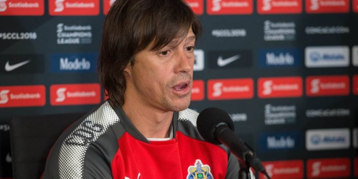 Matías Almeyda descarta que el clima sea factor en la Final