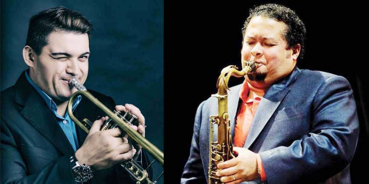 """Sandy Gabriel y Ernesto Núñez realizarán concierto """"Master Jazz 2018"""""""