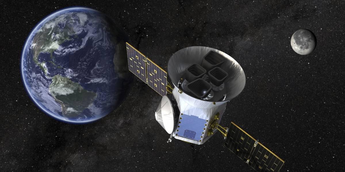 Tess, el cazador de planetas que la Nasa pondrá en órbita