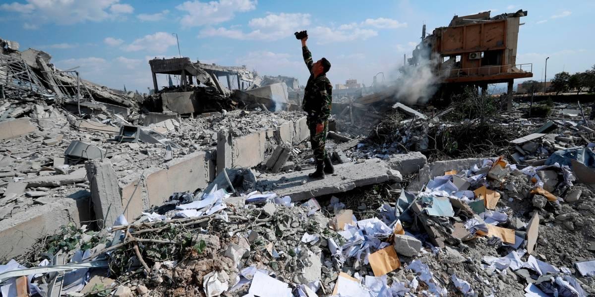 Aseguran Siria y Rusia retrasan acceso a lugar de ataque