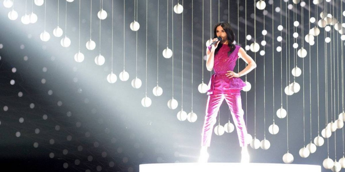 Conchita Wurst revela que tiene VIH