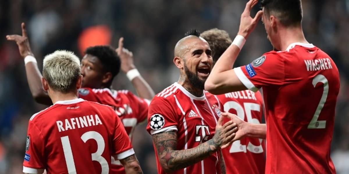 Una lesión deja al Bayern sinuna de sus estrellas para enfrentar al Real Madrid
