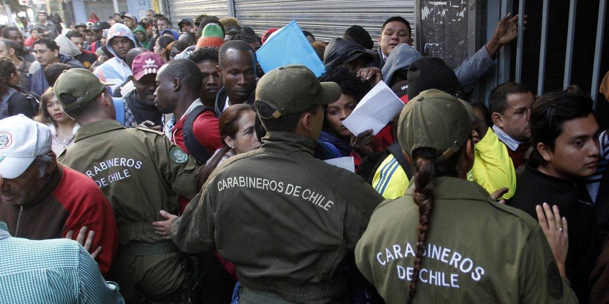 Caos y colapso en oficinas de Extranjería: hoy comienza a regir la Visa Consular de Turismo para haitianos