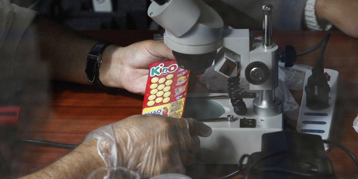 Lotería de Concepción no pagará boleto de Kino — Confirmado