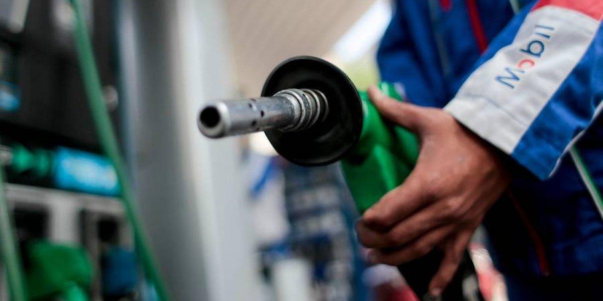 Afirmen su bolsillo: precio de las bencinas sube este jueves