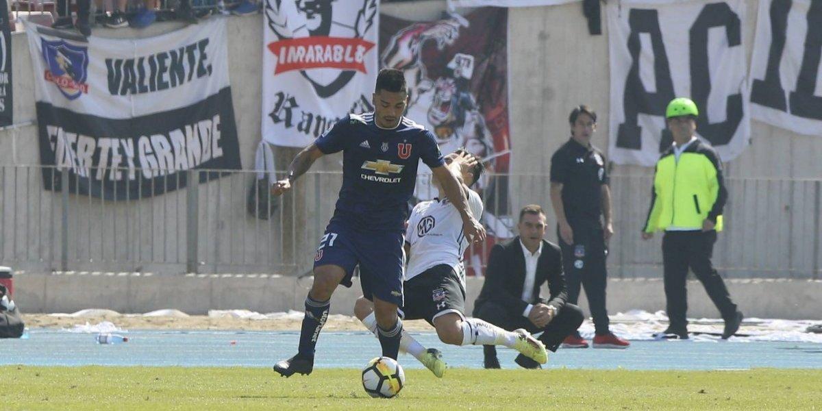 """Lorenzo Reyes tras su expulsión en el Superclásico: """"Fui un irresponsable, me equivoqué y lo siento"""""""
