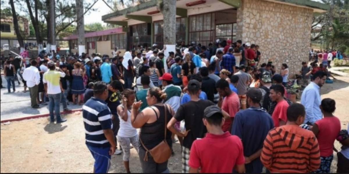 Rescatan a 30 migrantes guatemaltecos secuestrados en México