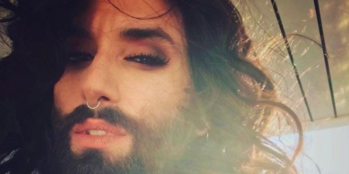 Se cansó de las amenazas: Conchita Wurst reveló que tiene VIH