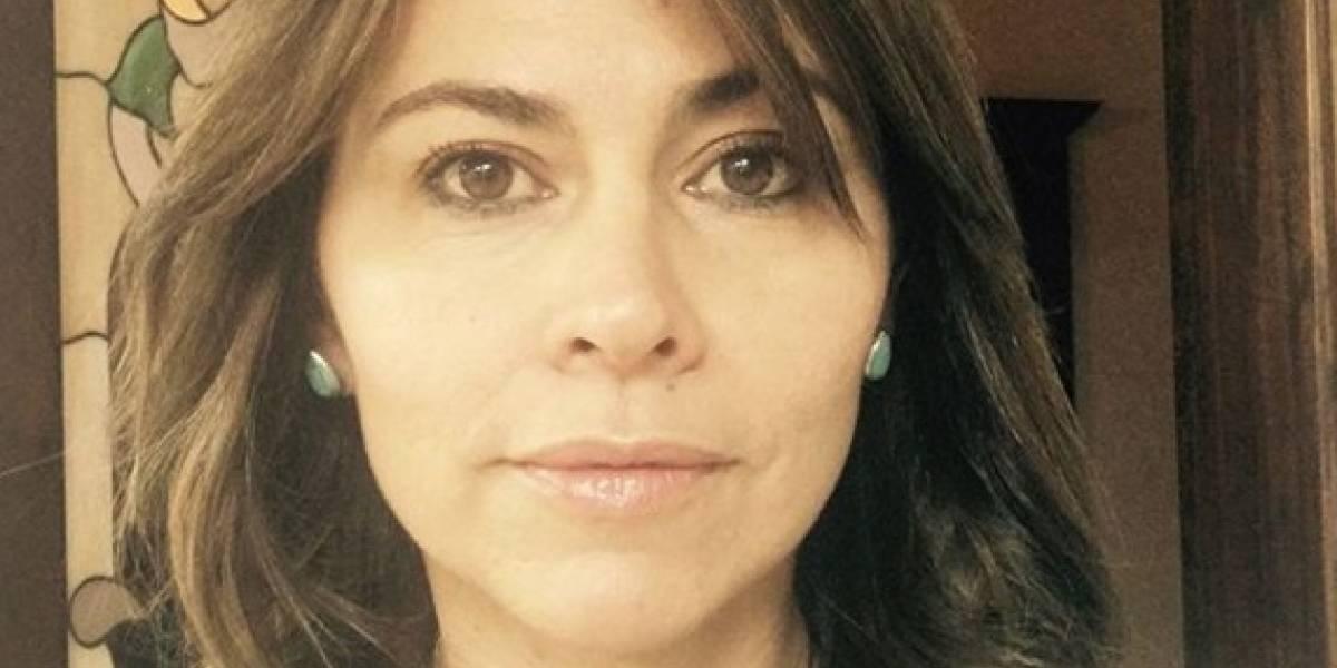 La reconocida actriz Marcela Gallego ahora se gana la vida en TransMilenio
