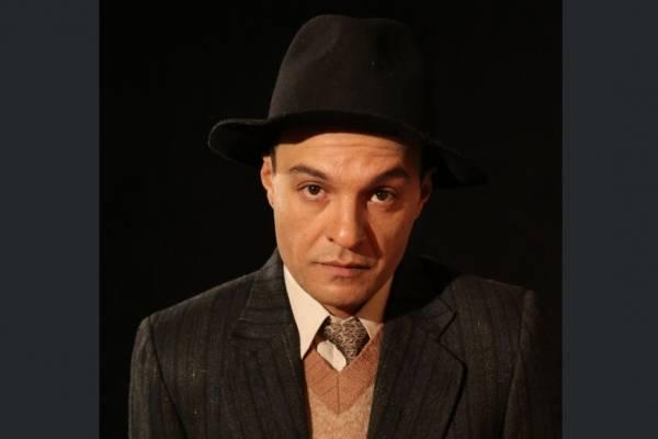 Julián Román como Juan Roa Sierra en El crimen del siglo