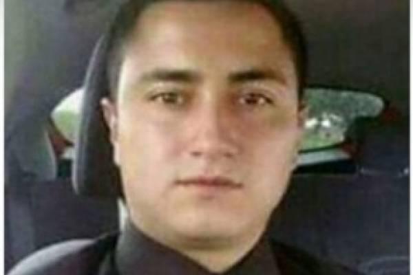 subteniente Esteban Ojeda Eraso
