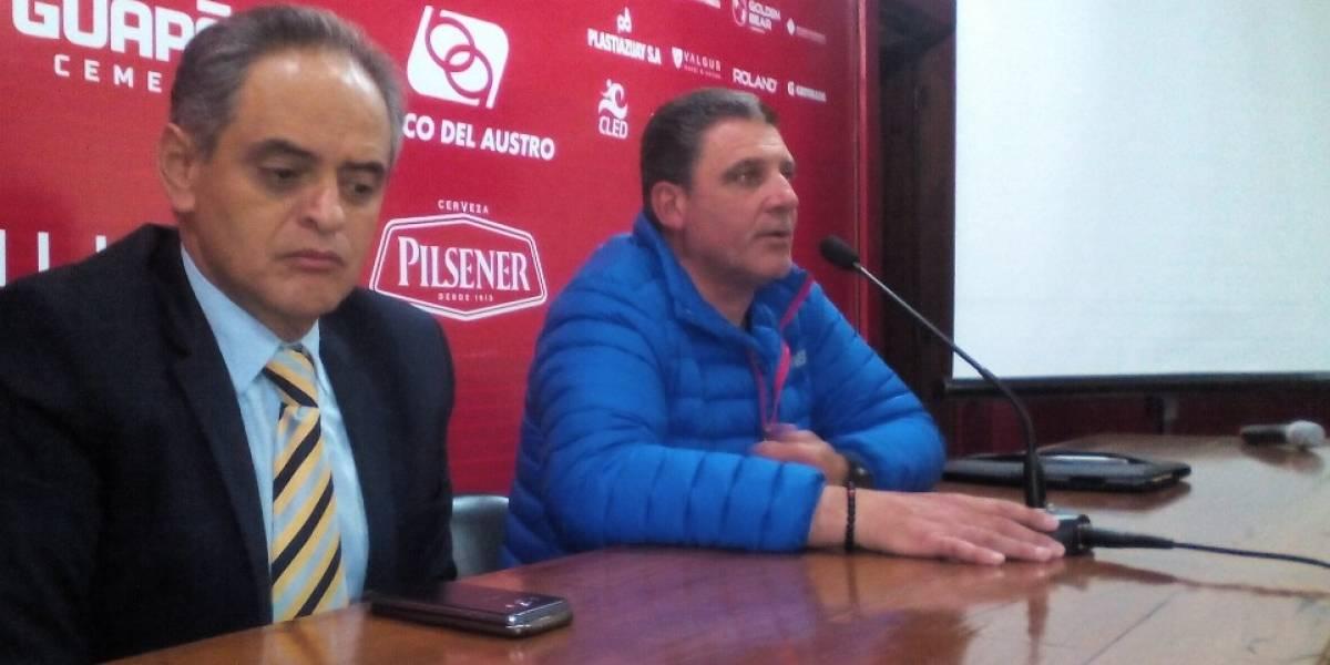 Anibal Biggeri deja de ser el Director Técnico de Deportivo Cuenca