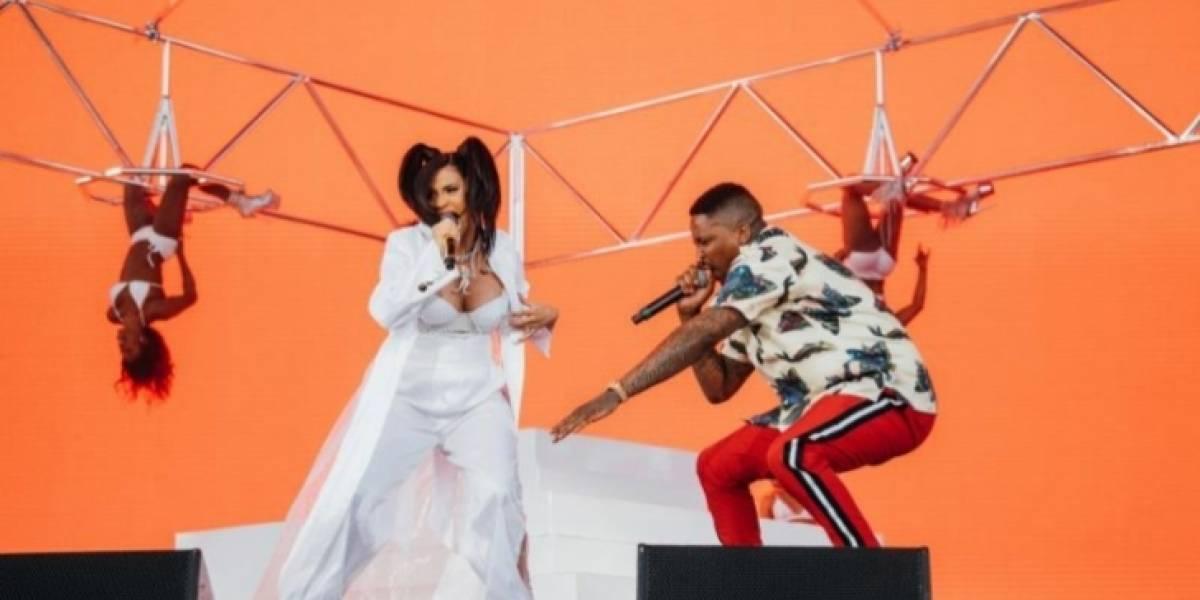 El rap de Cardi B triunfa en el cierre en Coachella