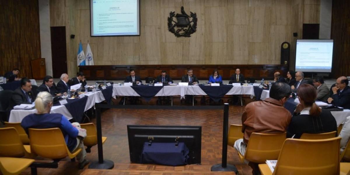 Comisión de postulación integra nómina de seis aspirantes a fiscal general