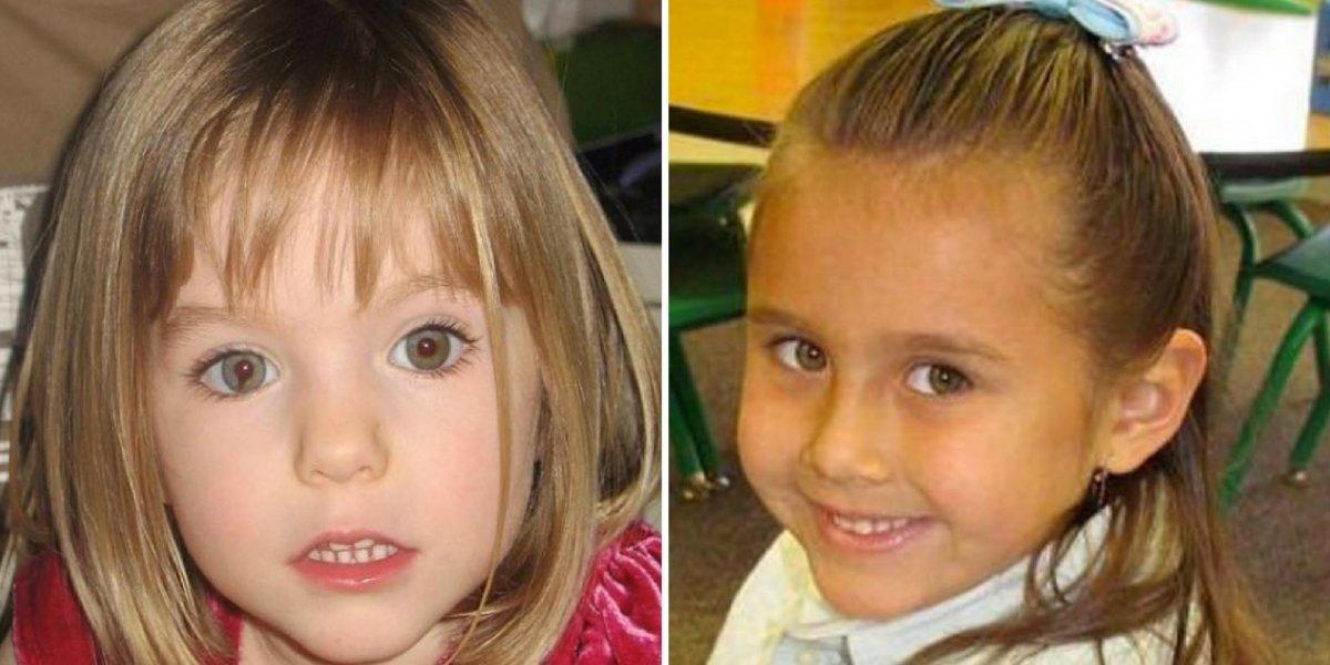 Polícia encontra restos mortais da 'Maddie McCann estadunidense' 5 anos após seu desaparecimento